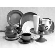 НАБОР ТЫ И Я (ПО 0,12Л),Чашка Оптом керамика, посуда с доставкой